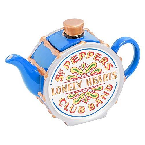 Vandor 72108 the Beatles Sgt Pepper's Teapot Blue Series