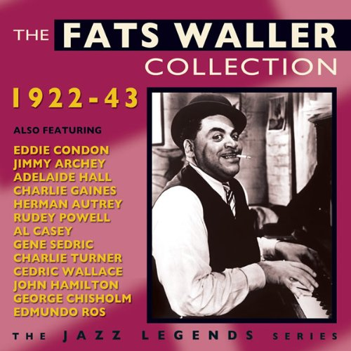 1922 Music Book (The Fats Waller Collection 1922-43)