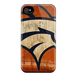For Iphone 6plus Protector Cases Horse Wallpaper Denver Broncos Phone Covers