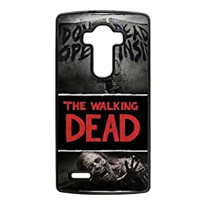 LG G4 Cell Phone Case Black The Walking Dead F6557171