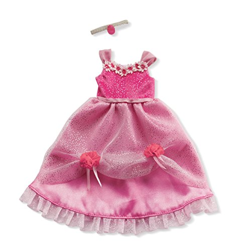 Groovy Girls Doll Clothing - Manhattan Toy Groovy Girls Ever After Princess Gown Fashion Doll Clothing