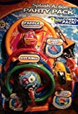 Best Banzai Kiddie Pools - Splash Action Party Pack 9 Piece Pool Toy Review