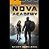 Nova Academy: A Superhero & Supervillain Novel
