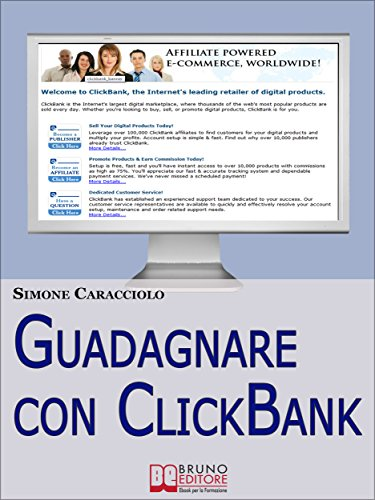 Clickbank dating affiliato