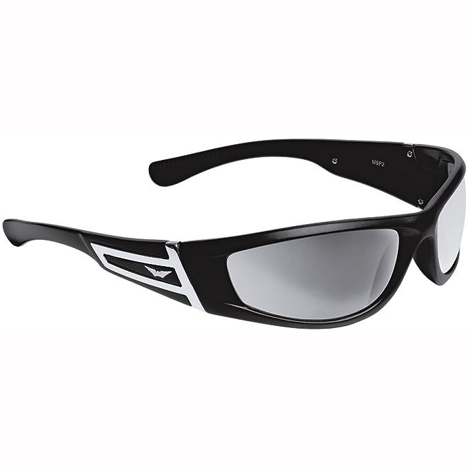 HELD Sonnenbrille,Gläser verspiegel - Farbe: SCHWARZ