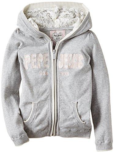 Marl Pepe Kids Triana 913 Chaleco Grey Niñas Lt Jeans Gris ggRrU