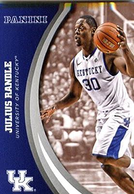 2016 Panini Collegiate Team Set Card #44 Julius Randle University of Kentucky
