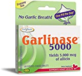 #6: Enzymatic Therapy Garlinase, 100 Enteric-coated Tablets