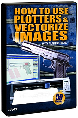 How to use plotters & vectorize images (Professional Plotter)
