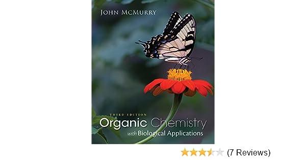 Splinternye Amazon.com: Organic Chemistry with Biological Applications, Loose PJ-04