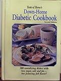 Down-Home Diabetic Cookbook, Julie Schnittka, 0898212928