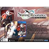 Shining Resonance Refrain - PlayStation 4 Draconic Launch Edition
