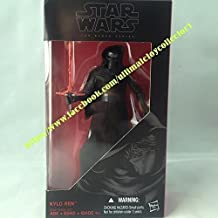 Star Wars The Force Awakens The Black Series Kylo Ren 6-Inch Action Figure by Disney