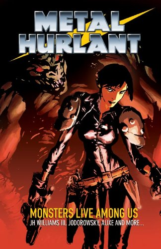 Metal Hurlant #3 (English language) by Humanoids