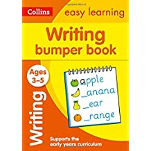 Writing Bumper Book Ages 3-5 (Collins Easy Learning Preschool)