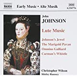 John Johnson: Lute Music