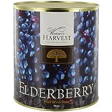 Elderberries Vintner's Harvest 96oz Canned Elderberry Fruit Wine Base