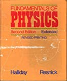 img - for Fundamentals of Physics by David Halliday (1986-10-29) book / textbook / text book