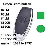 Sears Liftmaster Chamberlain Craftsman 81LM Compatible Mini Garage Door Remote