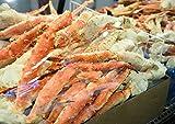 King Crab Legs Jumbo Size 20 Lb. Case
