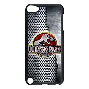 FEEL.Q- Jurassic Park The Lost World Movie Personalized Hard Plastic Cover Case for iPod Touch 5 5th Generation