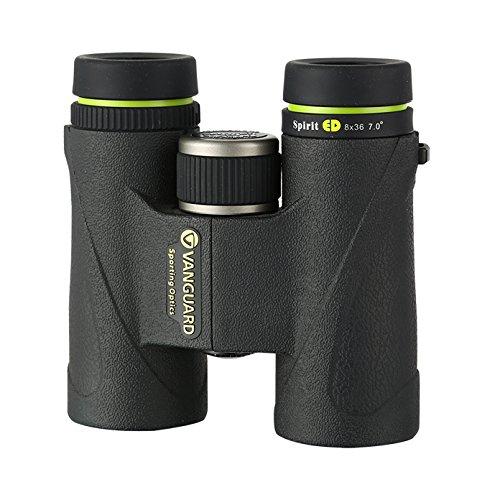 Vanguard 8x36 Spirit ED Binocular (Black)