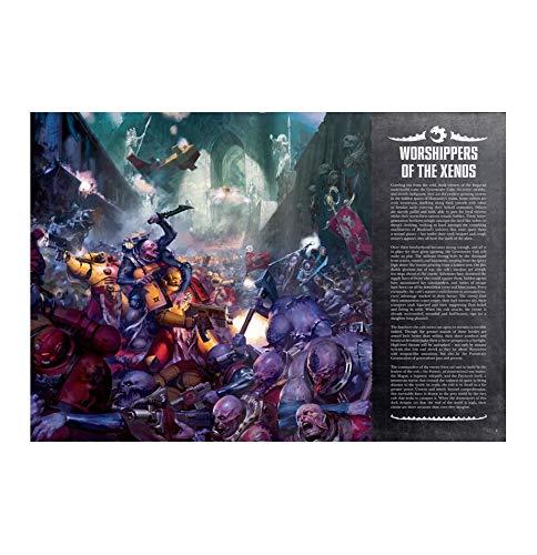 Warhammer 40K: Codex Genestealer Cults (Hardcover)