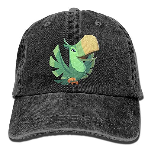 Hats Men Skull Women Denim Cap Cowboy Sport Toucan Cute Bird Hat JHDHVRFRr for Cowgirl qxOgvwX7n