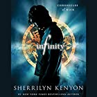 Infinity: Chronicles of Nick Audiobook by Sherrilyn Kenyon Narrated by Holter Graham