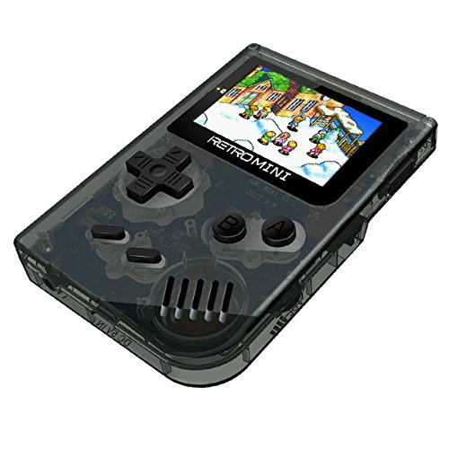 Handheld Game Console, 32 Bit Pocket Game Console For Kids, Retro Handheld Video Game with 8G TF 548 Classical Games, Good Gifts For Children to Adult. (Retro Video)
