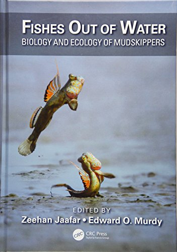 Fish Mudskipper (Fishes Out of Water: Biology and Ecology of Mudskippers (CRC Marine Science))