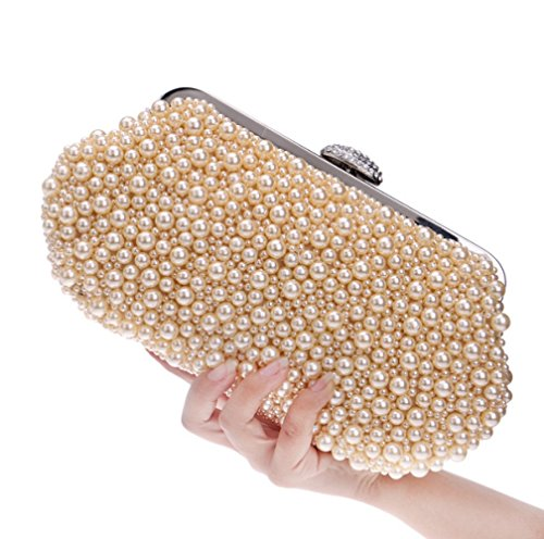 Champagne Bag Party Evening Banquet Wedding Clutch Dresses Shoulder Nightclub Bag Bags For Purse Handbags Prom Ladies nxZvwx
