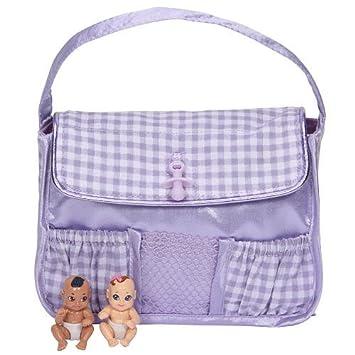 Amazon.com: Bebé In My Pocket – Bolso cambiador ~ púrpura: Baby