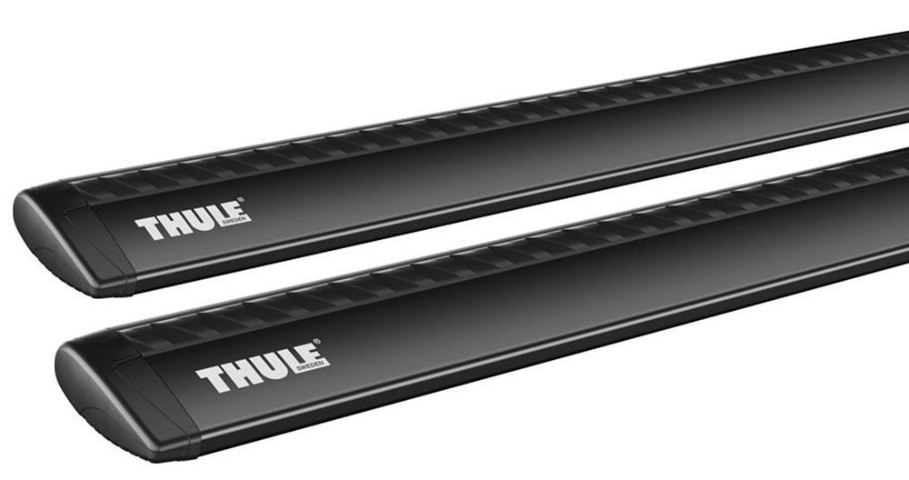 Thule 969100 Rapid System Wing Bar 969, Roof Bars, 127 cm Thule GmbH