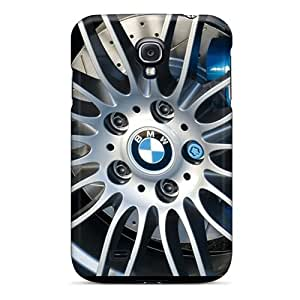 Best Hard Phone Case For Samsung Galaxy S4 (YGW3096VkHj) Unique Design HD Bmw Concept 1 Series Wheel Section Pattern