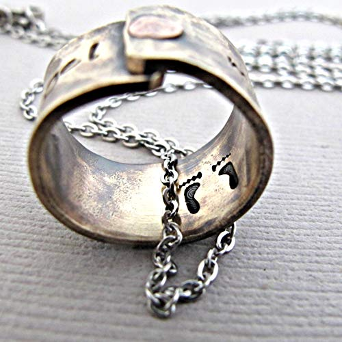 Mommy of an angel, Miscarriage Gift, Baby Necklace, Infant Loss Jewelry, Pregnancy Loss of -