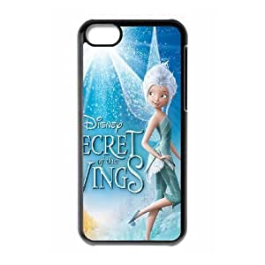 iPhone 5C Phone Case Black Secret of the Wings Gliss VF6621710