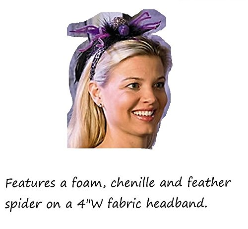 Spider Headband New