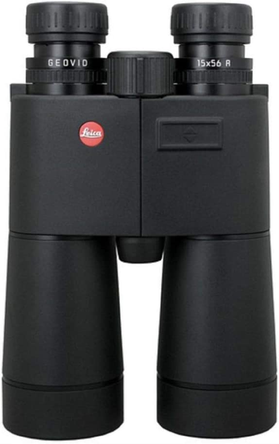 Leica Geovid-R 15x56mm Rangefinder Binoculars - LED Display