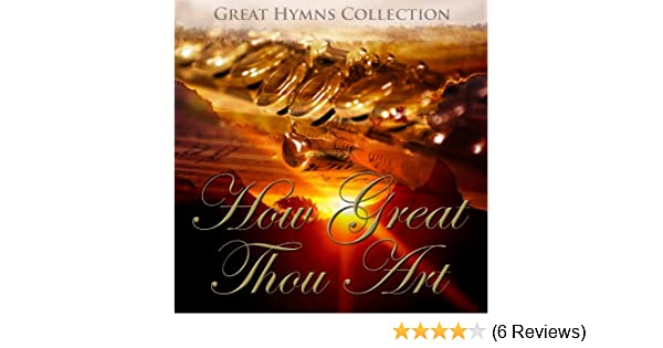 How Great Thou Art Instrumental Orchestra