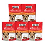 Milk-Bone Pill Pouches With Real Chicken Dog Treats - Pack Of 5
