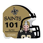 New Orleans Saints 101 (101: My First Team-board-book)