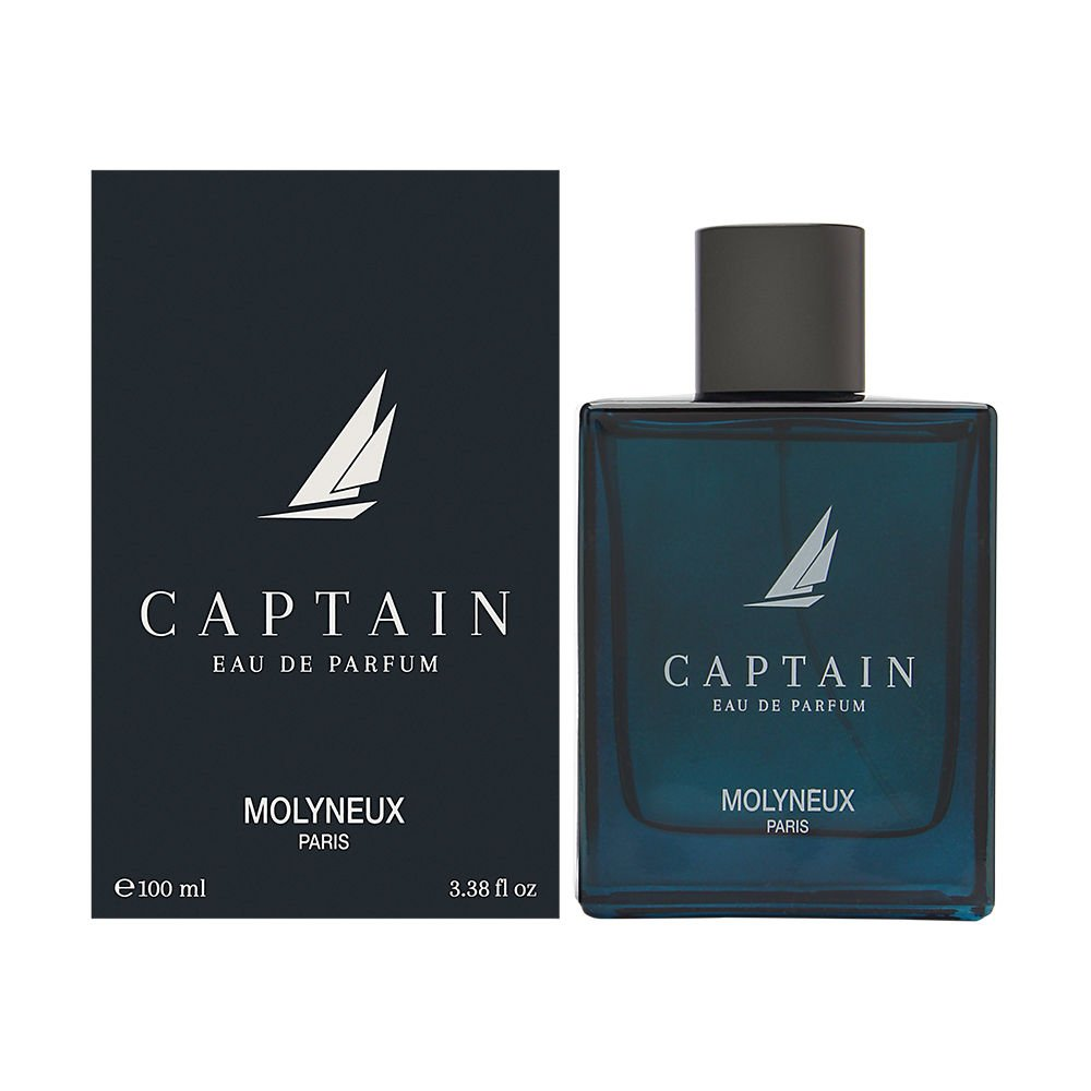 Captain by Molyneux Eau De Parfum Spray 3.4 oz / 100 ml (Men) B018KSIR3K