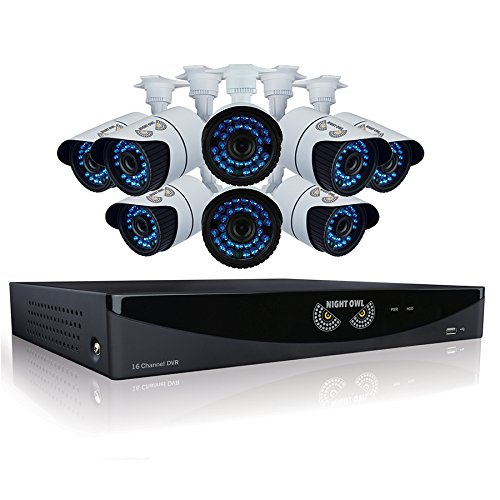 Night Owl Security Channel Hi resolution