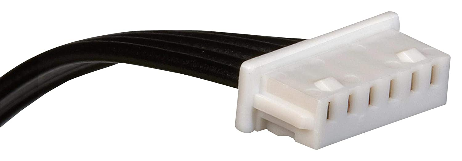 RCPT-RCPT 6POS 23.6\ inch MOLEX Cable Assy 15134-0606