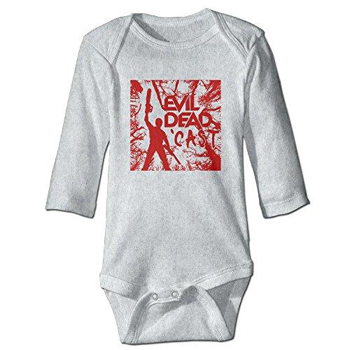 Ash Vs Evil Dead CGH Seven Newborn Climb Romper Size24 Months Ash