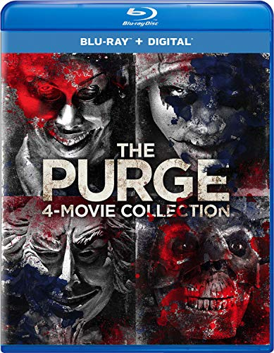 Universal Halloween Horror Nights 25 (The Purge: 4-Movie Collection)