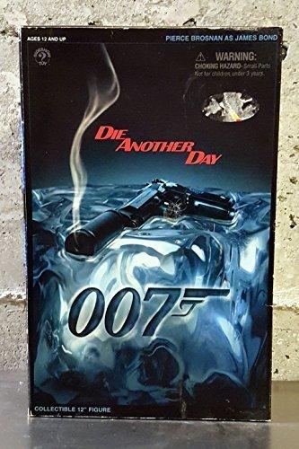 Figure Bond 12 James - Die Another Day: Pierce Brosnan As James Bond 007 12