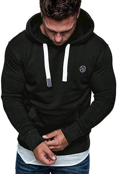 Master 2 Pack Hoodie Pants for Mens Autumn Winter Hooded Sweatshirt Top Pants Sets Suit Tracksuit