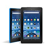 Fire Tablet Variety Pack, 8GB - Includes Special Offers (Black/Blue)